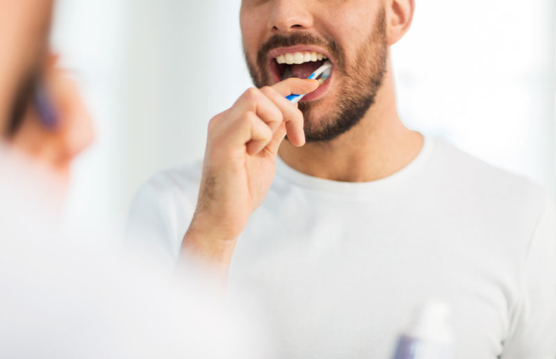 tooth brushing | North Bethesda Dentist